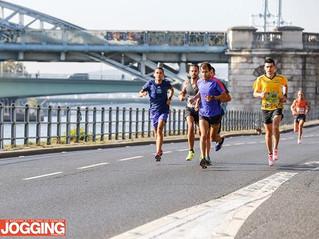 """20km de Paris : Belle perf d'Oliv', 45ème en 1h07'35"""" RP"""