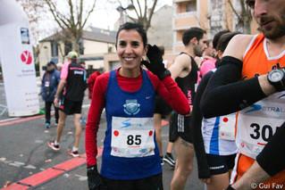 """Corrida de Houilles : Samira 4ème en 33'03"""" (1ère Française) 2ème perf Française de l'a"""