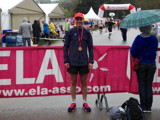 """Marathon d'Annecy : Stéphane Courtemanche 42ème et RP en 2h47'31"""""""