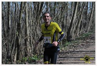 Trail du Josas (78) - Ben 2ème du 50km 4h18'