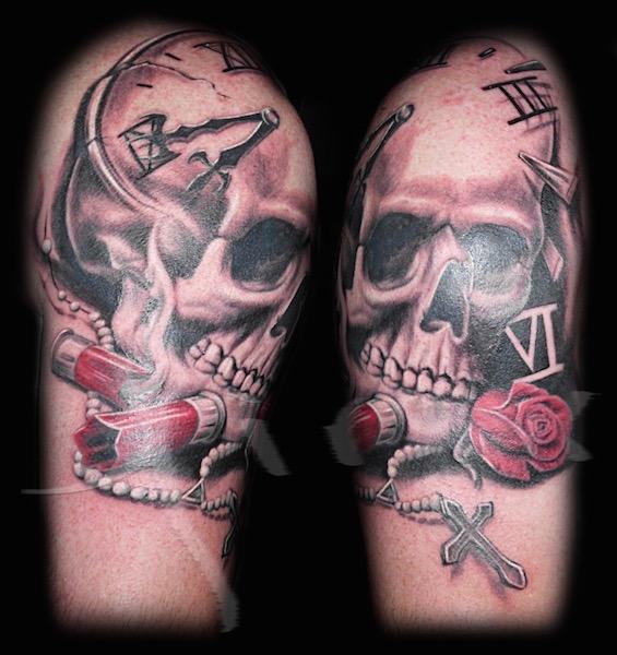 Monte's Skull