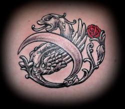 Dragon Moon Rose