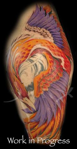 Donarski Phoenix WIP