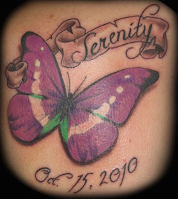 Serenity Butterfly