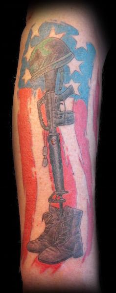 Soldier's Cross