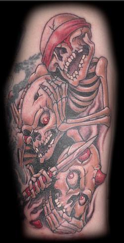 HSS No Evil Skeletons