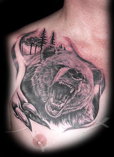Steve's Bear