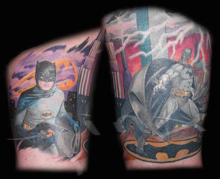 Mark's Batmen