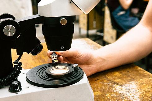 Microscope Inspection