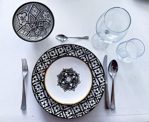 Custom Artisan Dishes