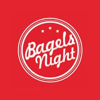 Restaurant Bagels Night