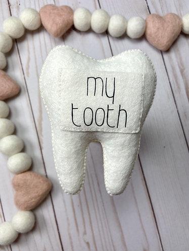 Mini Tooth Fairy Pillow