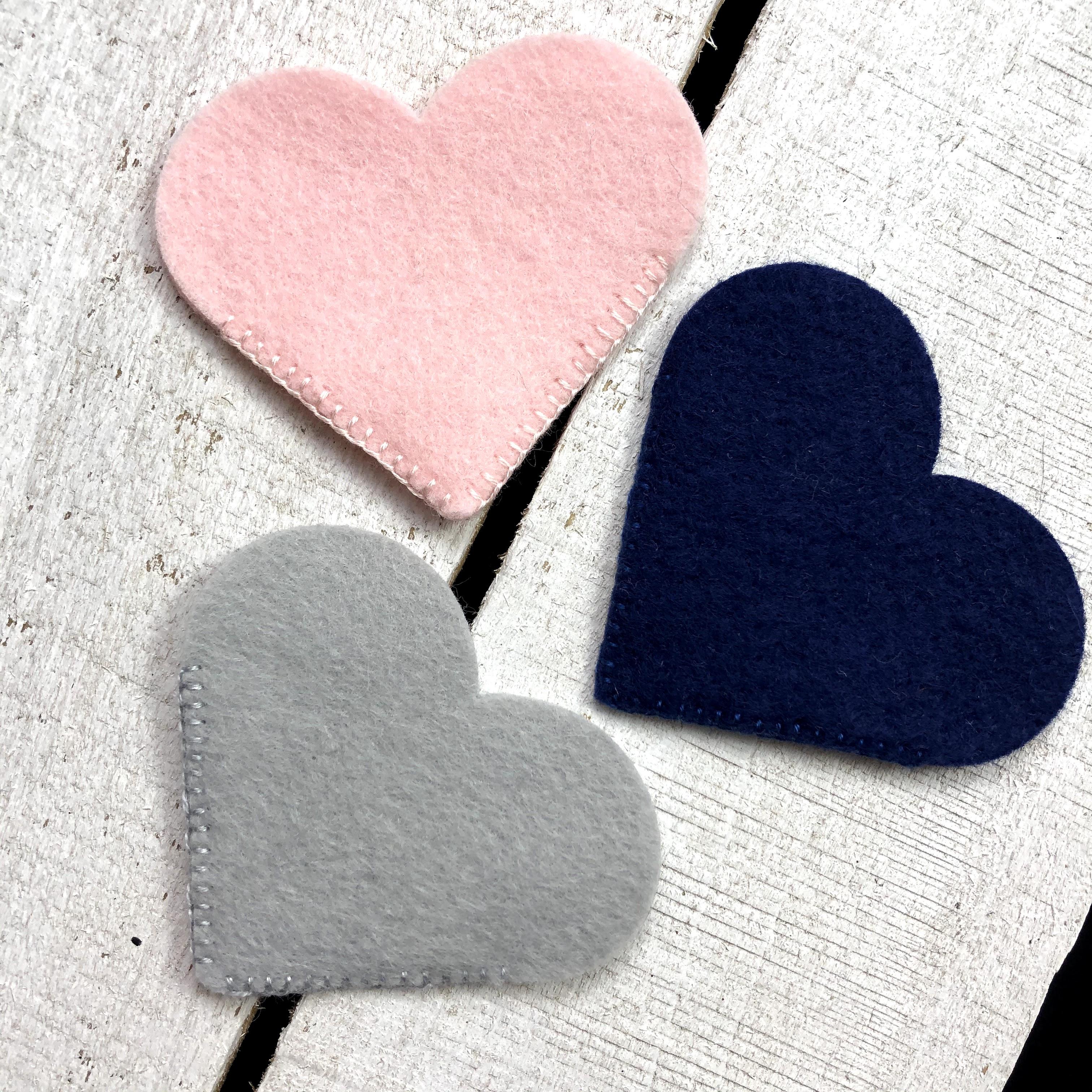 Thumbnail: Heart Bookmark