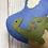 Thumbnail: Dino Tooth Pillow