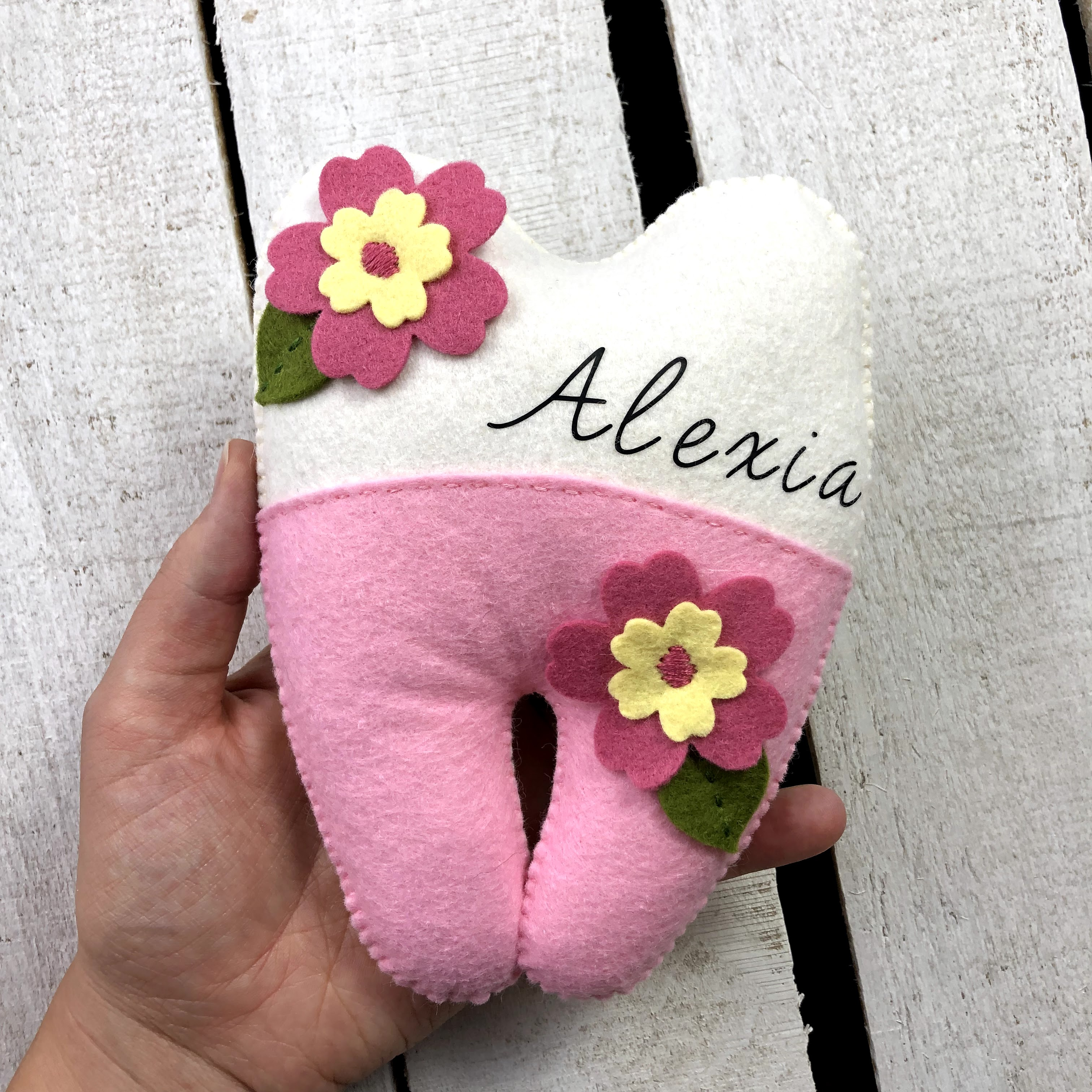 Thumbnail: Floral Tooth Pillow