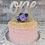 Thumbnail: Lavender Cake Topper