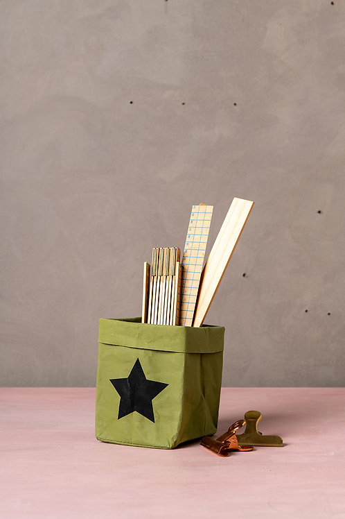 Olive Mini Star