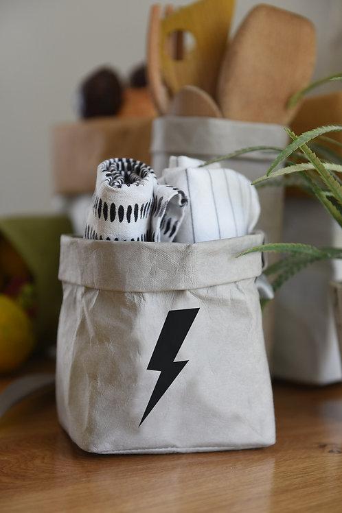 Mini Light - Grey Stone