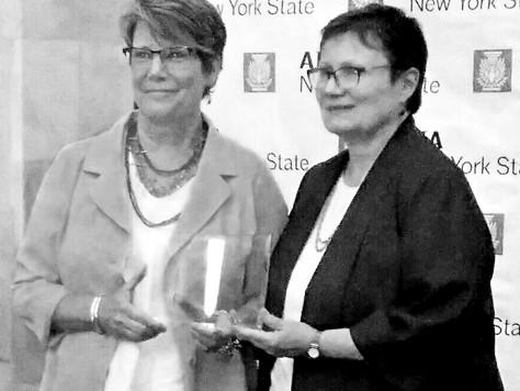 TAP Executive Director Barbara Nelson Receives AIA Award