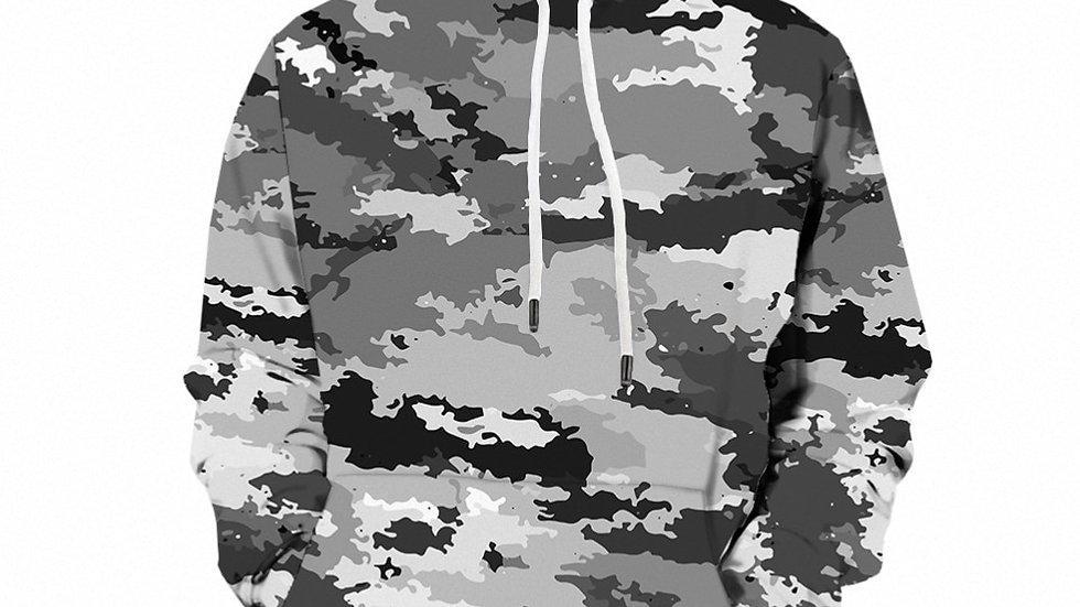Original KYKU Camouflage Hoodie