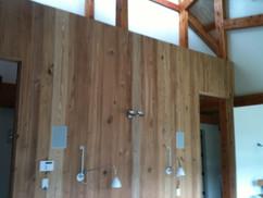 Barewood Shower