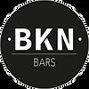 BKN Bars logo black