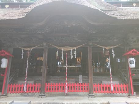 縁結びの神 熊野大社