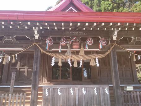 「金蛇水神社」