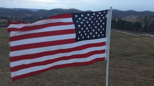 6' Flag Pole
