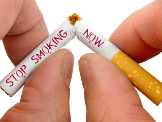 When you quit smoking. The health benefits are immediate!