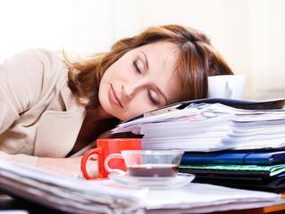 Feeling sleepy?