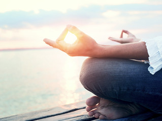 How mindfulness helps from head to toe