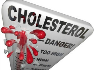 What's high cholesterol?