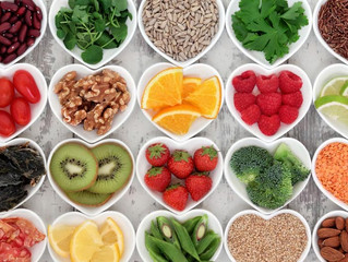 Want To Eat Healthier? Add some color to your diet.