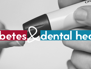 Diabetes and oral health.