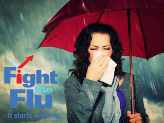 Fight the flu with good habits