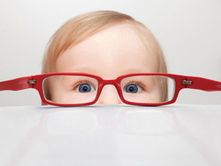 Helping protect your child's eyesight.