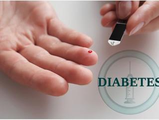 Diabetes. Knowledge is power over diabetes.