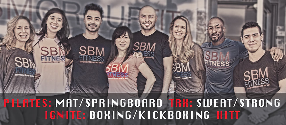 SBM Fitness, Group Fitness