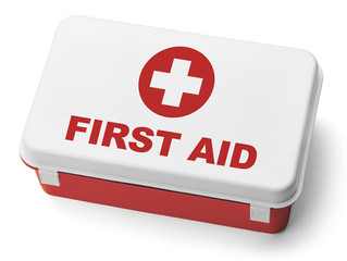 Anatomy of a First Aid Kit.