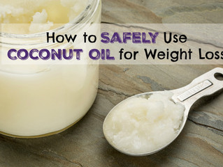 Coconut Oil For Dieting