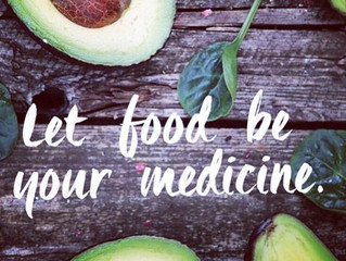 Food can be the best medicine