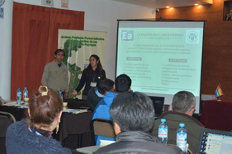 Fase I-Iniciativa Andina, Cusco; 19-07-2