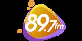 89,7 FM Gaspar logo.png