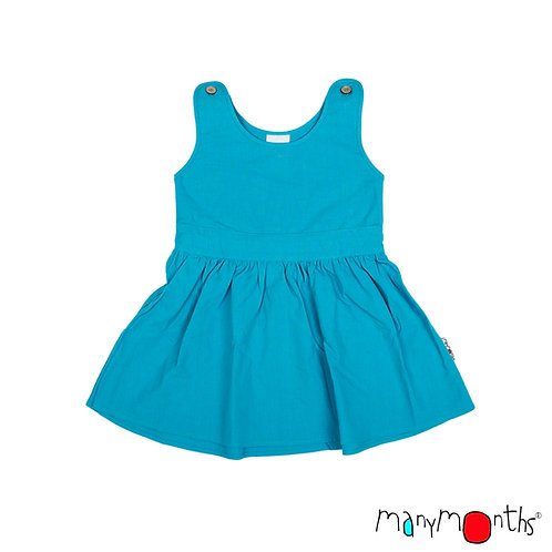 ECO Hempies Summer Dress with Bow