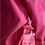 Thumbnail: ManyMonths ECO Hempies Mandarin Collar Shirt Berry