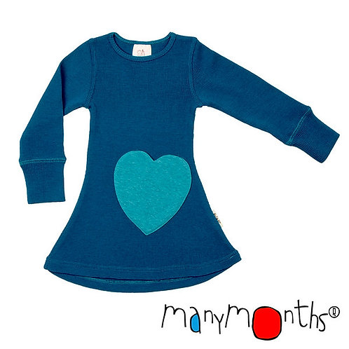 ManyMonths Woollies UNIQUE Long Sleeve Dress