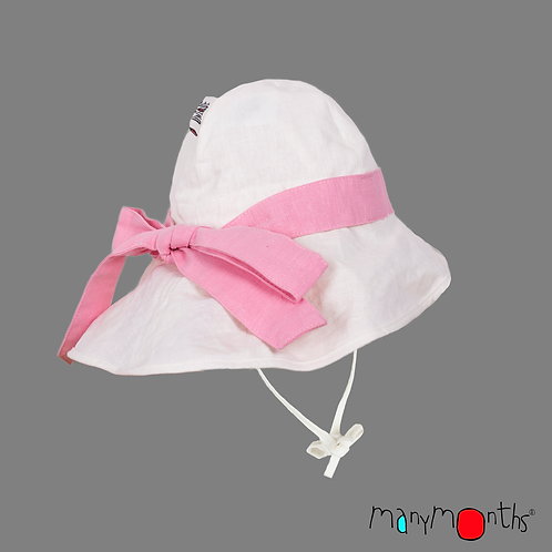 ManyMonths Summer Hat with Bow