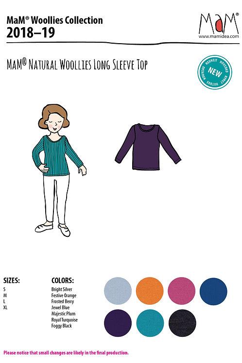MaM Woollies Long Sleeve Top