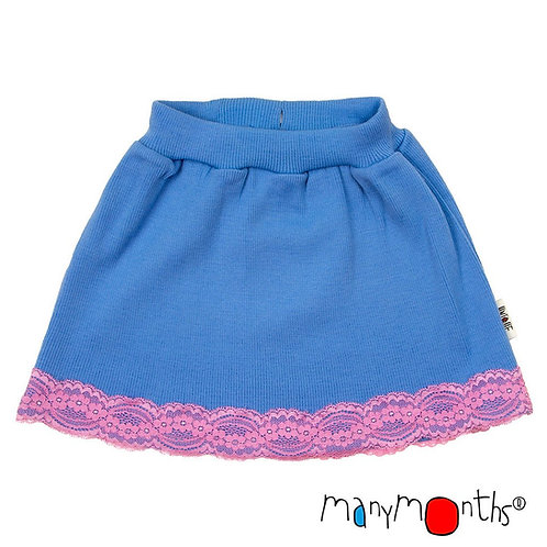ManyMonths Woollies UNIQUE Princess Skirt With Lace